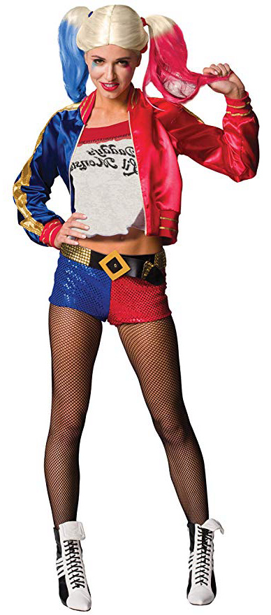 Rubie's Official Harley Quinn Suicide Squad para mujer, Talla S (6-10)