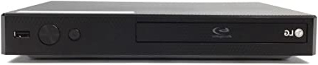 LG BP250 - Reproductor de BLU-Ray 2D (USB - Plus, HDMI) Negro