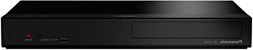 Panasonic DP-UB150 - Reproductor BLU-Ray 4K Ultra HD con Capacidad HDR 10+ (DVD, CD, Hi-Res Audio DSD-ALAC-FLAC-WAV-AIFF, Dolby Atmos, DTS:X, USB, HDMI, Ethernet)
