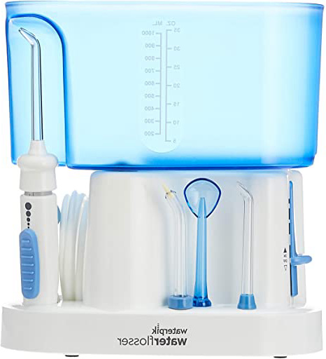 Waterpik WP-70 - Producto de cuidado dental, color blanco
