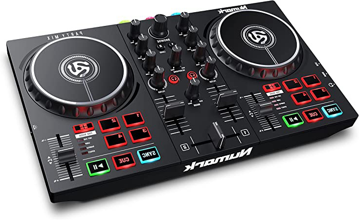 Hercules DJControl Inpulse 200 USB
